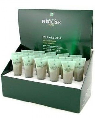 Melaleuca Gel Exfoliante Anticaspa 16u. De 15ml. - Rene Furterer
