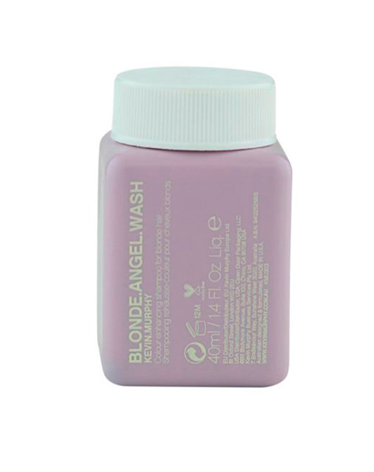 Blonde Angel Wash Champu Para Cabello Rubio 40ml - Kevin Murphy