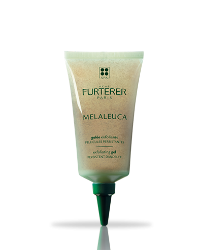 Melaleuca Gel Exfoliante Anticaspa 75ml - Rene Furterer