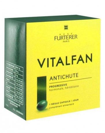 Vitalfan, Complemento Alimenticio Anticaida Progresiva 2+1 - Rene Furterer
