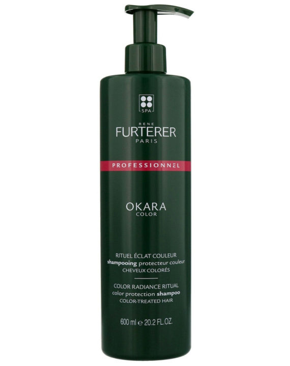 Okara Color Nuevo Champu Protector Del Color 600ml - Rene Furterer