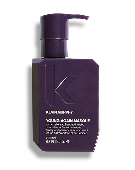 Young.again Masque Mascarilla Acondicionadora De Restauracion Anti-edad 200ml - Kevin Murphy