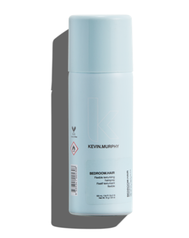 New Bedroom Hair Spray Texturizante Y Flexible 100ml - Kevin Murphy