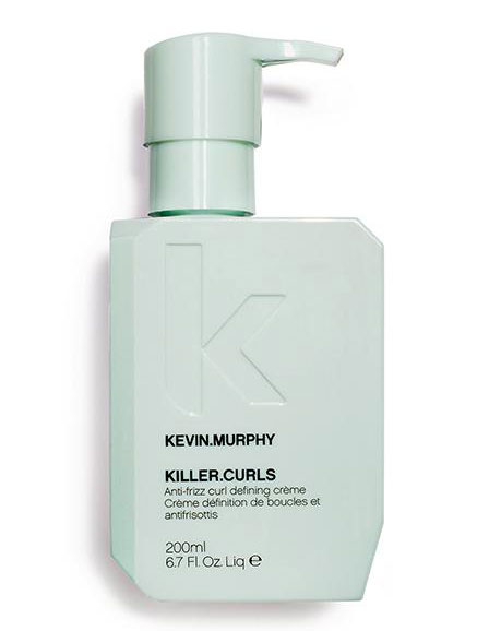 Killer Curls Crema Anti-frizz Para Definir El Rizo 200ml - Kevin Murphy