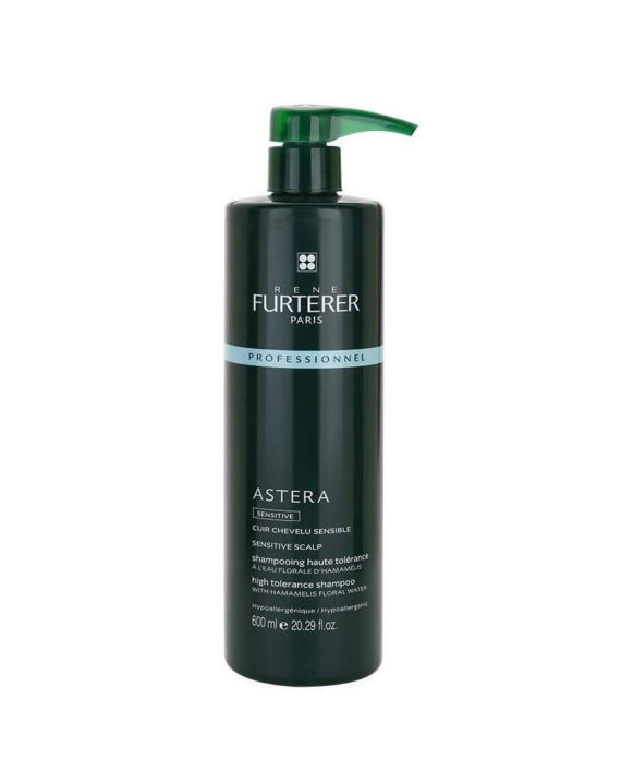 Astera Sensitive Champu Alta Tolerancia 600ml - Rene Furterer