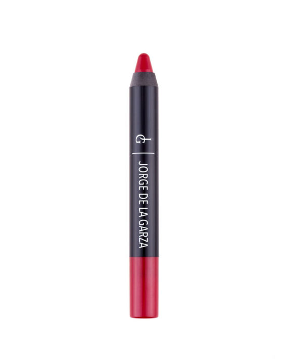 Lápiz De Labios Lip Velvet 26 Red Vine - Jorge De La Garza