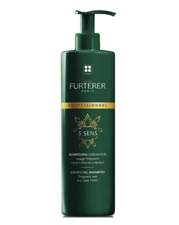 5 Sens Champu Sublimador 600ml - Rene Furterer