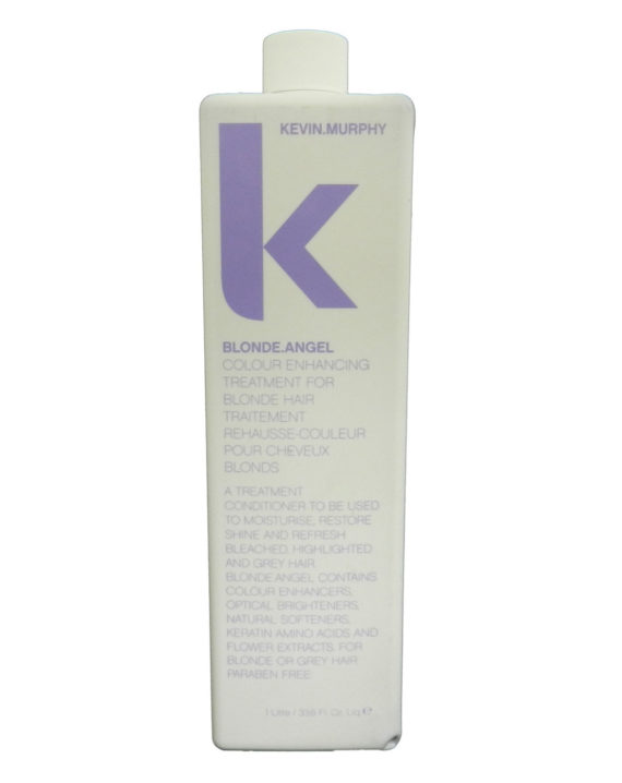 Blonde Angel Wash Acondicionador Para Cabello Rubio 1000ml - Kevin Murphy
