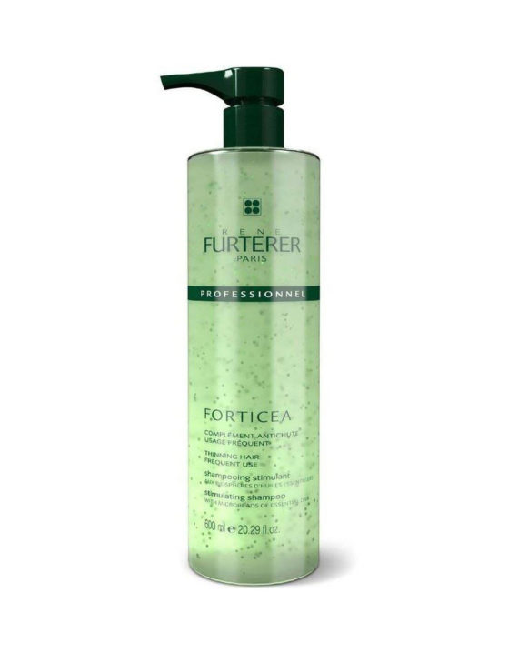 Forticea Champu Estimulante Con Aceites Esenciales 600ml - Rene Furterer