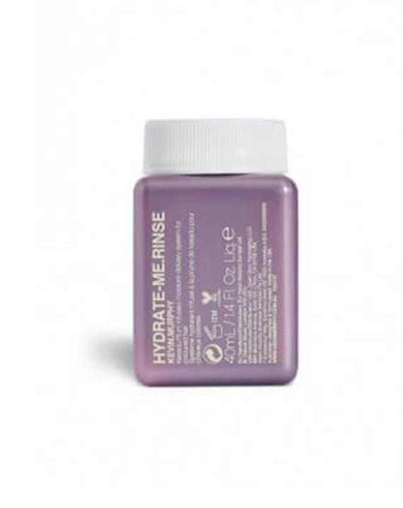 Hydrate-me Rinse Acondicionador Suavizante E Hidratante 40ml - Kevin Murphy