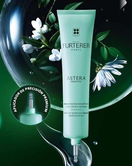 Astera Sensitive Suero Protector Antipolucion 75ml. - Rene Furterer