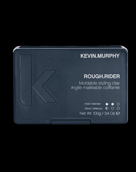 Rough Rider Arcilla De Fijación Extra Firme 100ml - Kevin Murphy