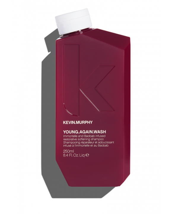 Young Again Wash Champu Reparador Anti-edad 250ml - Kevin Murphy